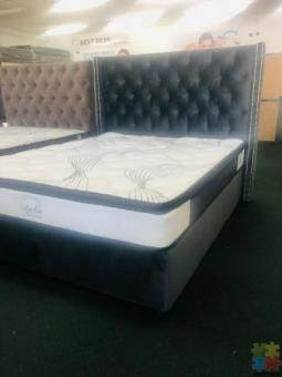 CUSTOM MADE BEDROOM SET
