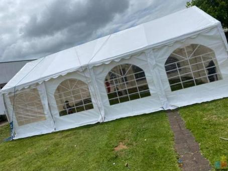 8x4 marquee hire combo