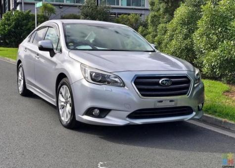 2016 Subaru legacy facelift sports b4