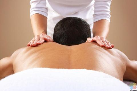 remedial massage therapist