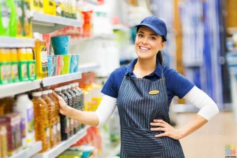 Permanent Part Time Retail Sales