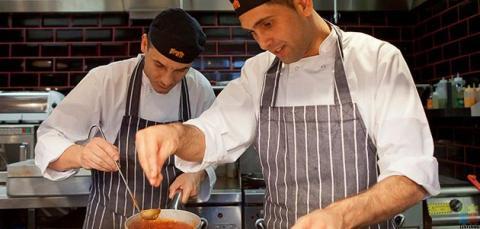 Head chef/ Sous chef/ chef de partie