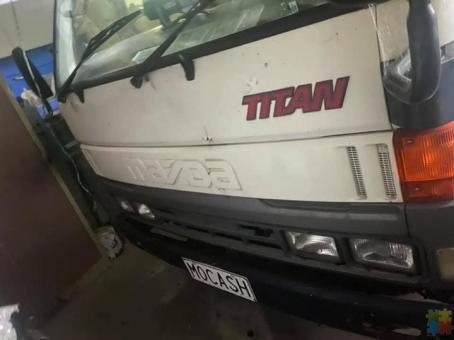 Mazda titan small truck