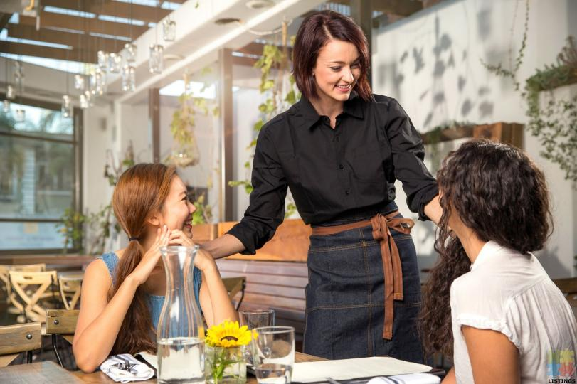 Customer Service / Waiting Staff - 1/1