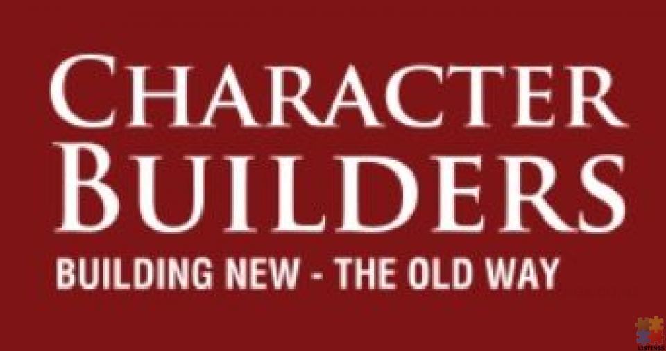 Character Builders - 1/1