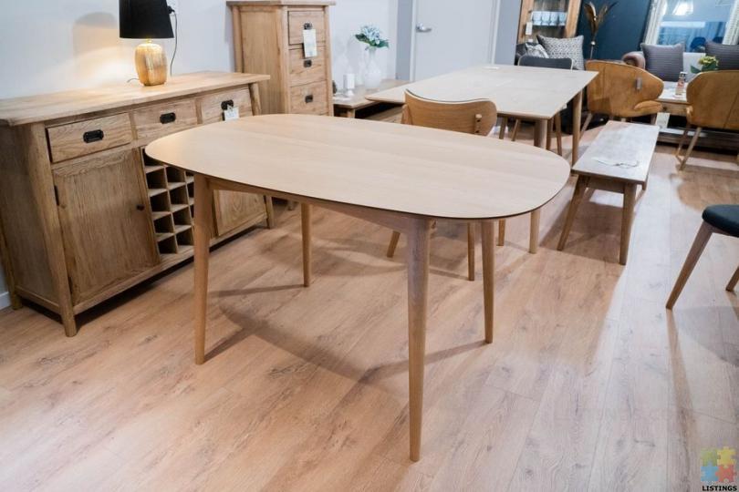 Astrid Dining Table 1.2m & 4 x Kori Chairs - 2/2