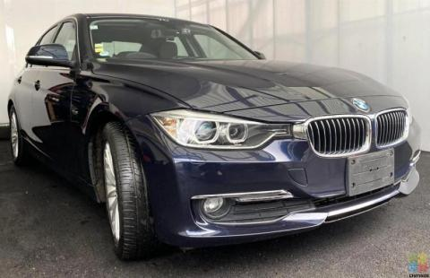 2013 BMW 3 series 320D - Delivery Options