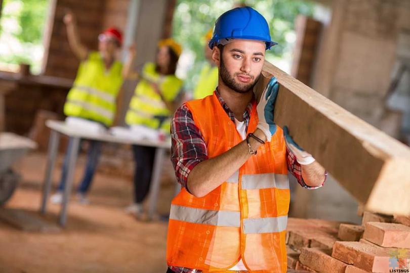 Hammer-Hand / Labourer - Christchurch - 1/1