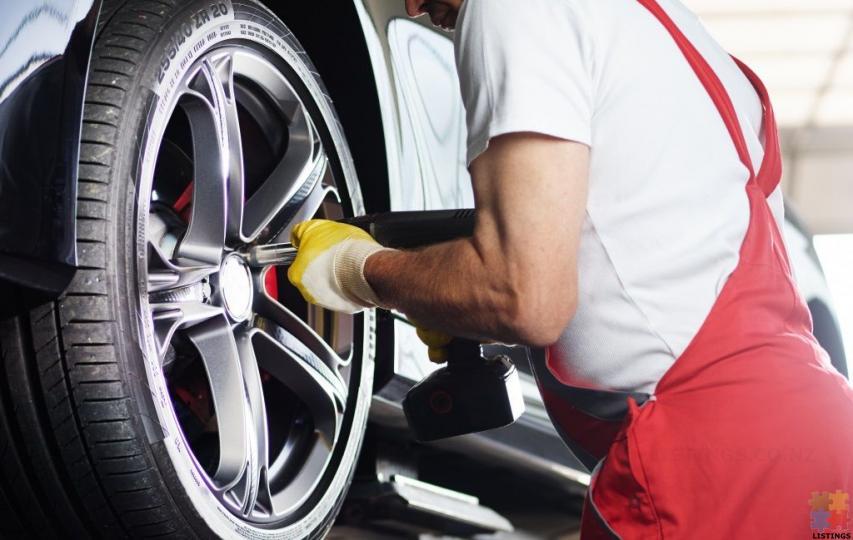 KATS Tyres Fitting Technician - 1/1