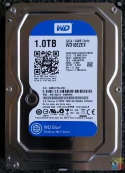 HDD WD Blue 1 TB