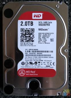 HDD WD Red 2 TB