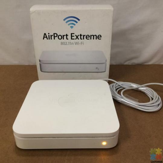 Apple Airport Extreme 802.11n Wi-Fi - 1/1