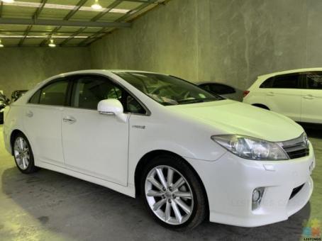 2010 Toyota sai ** reverse camera + electric seats **