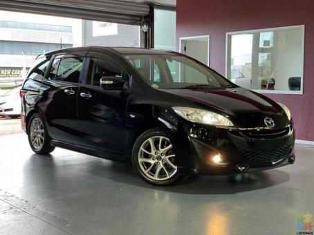 2012 Mazda premacy i-stop **7 seater**