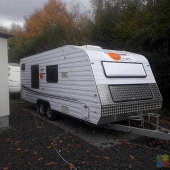Nova caravan-aussie built caravan