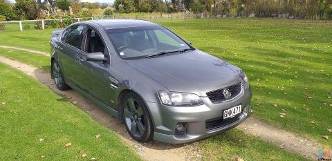 2012 Holden Commodore z series