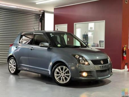 2008 Suzuki swift sports 1.6