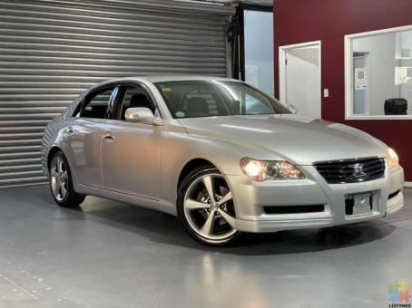 2007 Toyota mark-x 250g