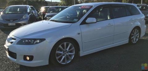 2006 Mazda atenza sport wagon