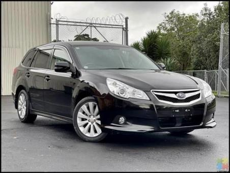 2010 Subaru legacy touring wagon 2.5i eyesight 4wd *