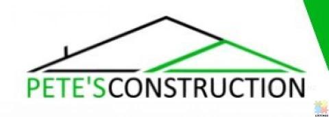 Pete's Construction
