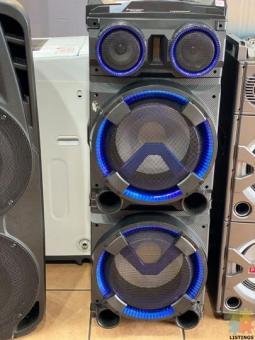 Precision Audio Rechargeable Bluetooth Speaker