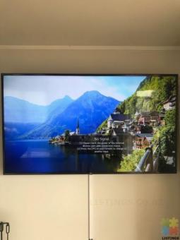 TV installation, price starts from $69