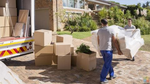 Delivery/house/move