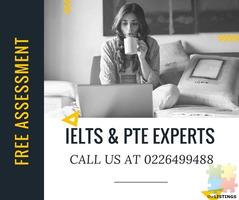 IELTS/PTE