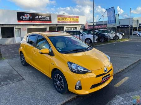 2014 Toyota Aqua G Low Kms Done 96k Kms with Reverse Camera