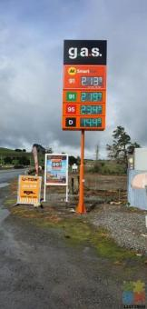 Gas station Bussiness for sale