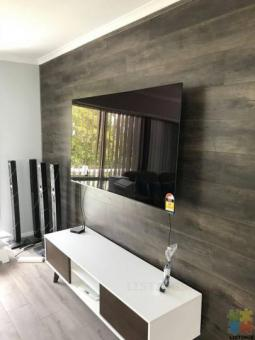 TV Wall Mount Installation in Auckland, 8 years experience