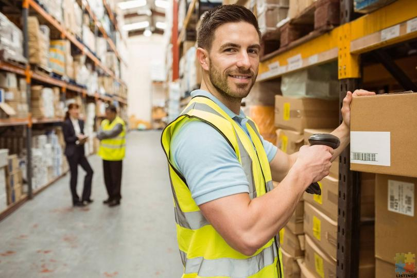 Warehouse Worker - 1/1