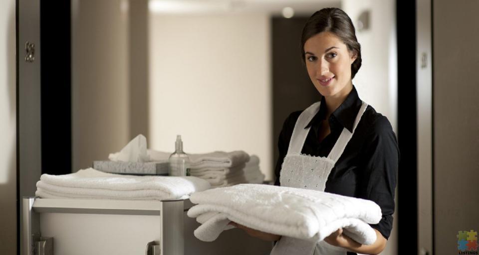 Housekeeper staff - 1/1