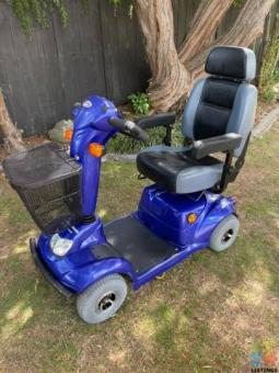 Mobility Scooter CTM HS-585 Model been Stored inside Amazing Beautiful Condition