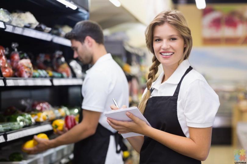 Retail Supervisor - 1/1
