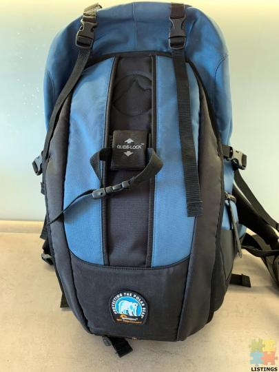 Lowepro Primus AW Backpack (Arctic Blue) - 1/10