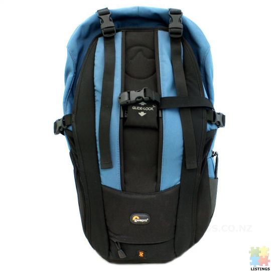 Lowepro Primus AW Backpack (Arctic Blue) - 2/10