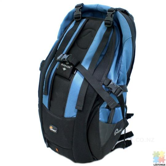 Lowepro Primus AW Backpack (Arctic Blue) - 3/10