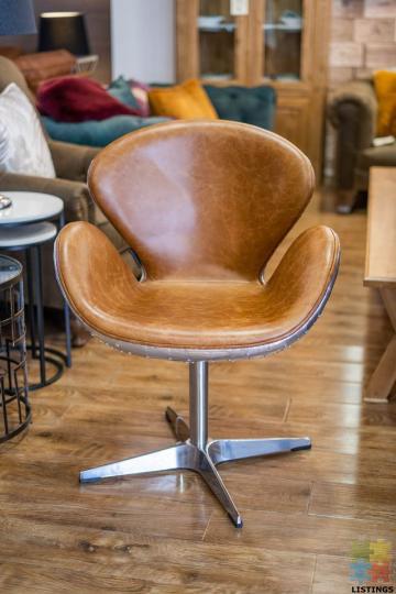 Boston Swivel Chair - Queen's Birthday Sale - 1/2