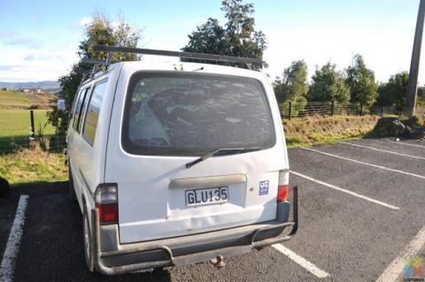 2000 Nissan Vanette