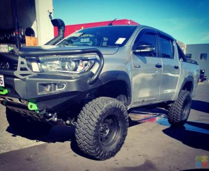 2inch lift and muddies package $2499 or $20 per week Ride with some style