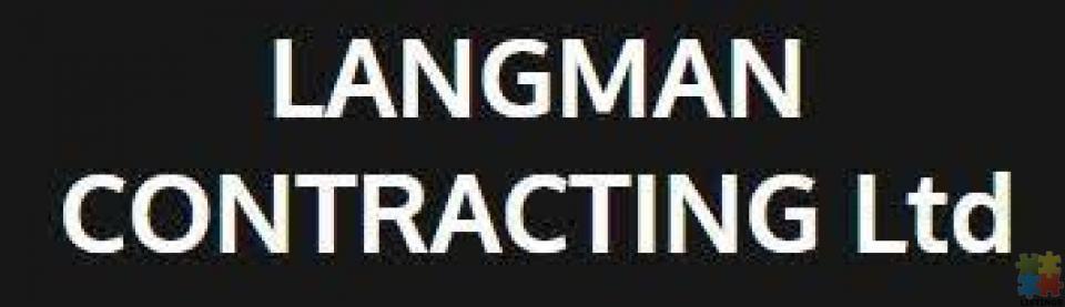 Langman Contracting Ltd - 1/4