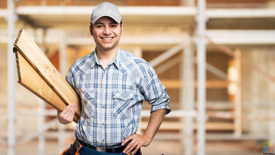 Formwork Carpenters & Hammer Hands Required - 1/1