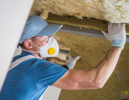 experienced insulation installers