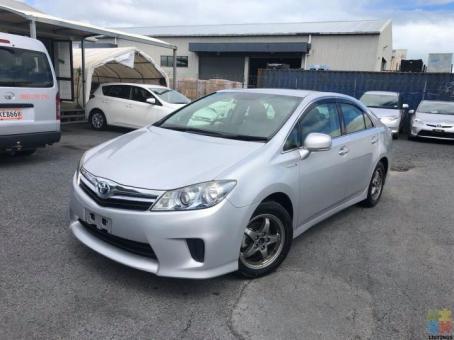 2011 Toyota sai