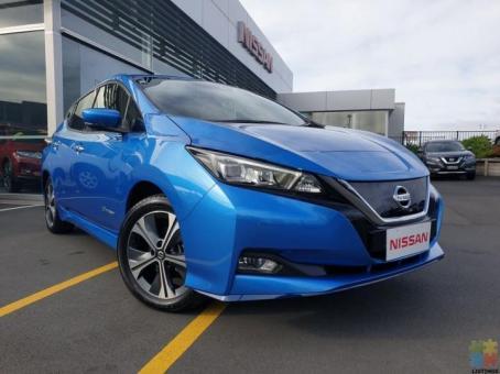 2021 Nissan leaf 160kw