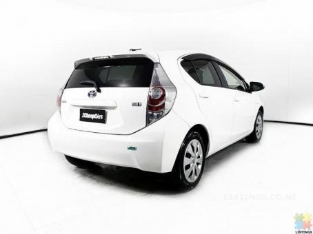2014 Toyota Aqua Hybrid