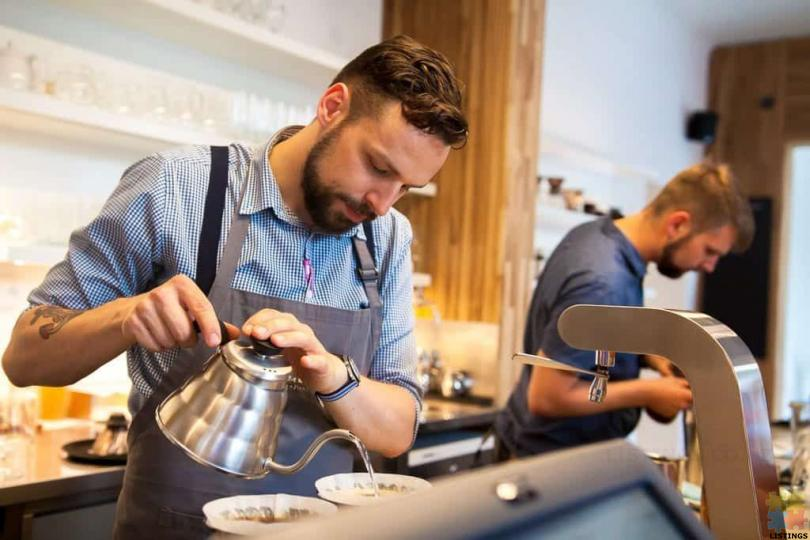 Full-time Barista superstar + full time FOH queen or king - 1/1