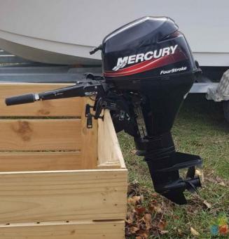 Mercury 8hp Outboard